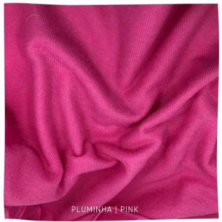 Pluminha Pink 50cm x 1,40m