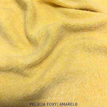 Pelúcia Foxy Amarelo 50cm x 1,60m