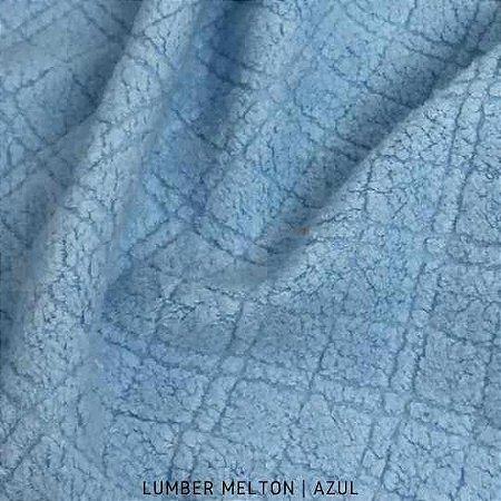 Melton Lumber Azul 50x1,60M
