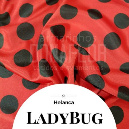 Helanca Ladybug 50x1,50cm