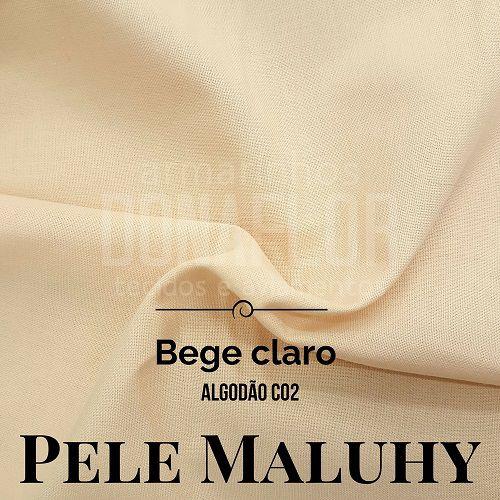 Algodão Bege claro  50x1,58cm