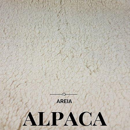 Alpaca Areia 50x1,50cm