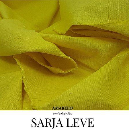 Sarja lisa leve Amarelo 50cm X 1.60m 100%ALG