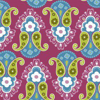 Tricoline Pink Ligth por Carol Viana 50X1,40largura