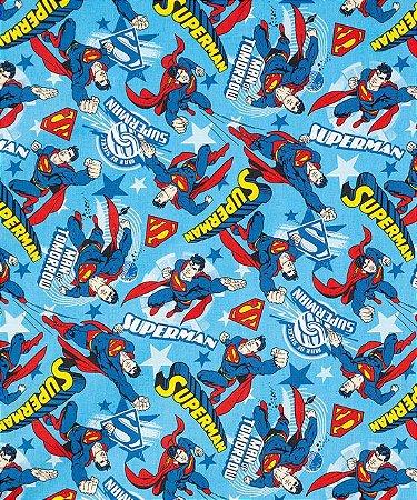 Tricoline Superman  50cmX1,40largura