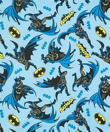 Tricoline Batman  50cmX1,40largura