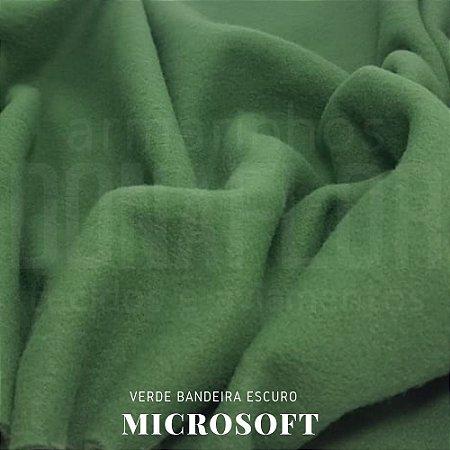 Plush Verde Bandeira escuro 50x1,70cm
