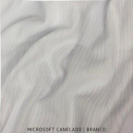 Microsoft Canelado Branco 50cmX1,60m