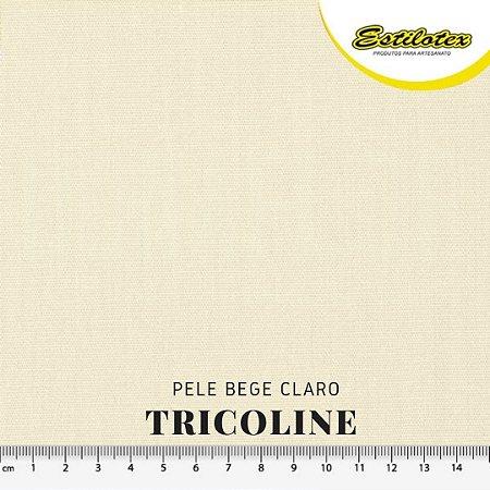 Algodão Bege Claro  50x 1,50m |Estilotex