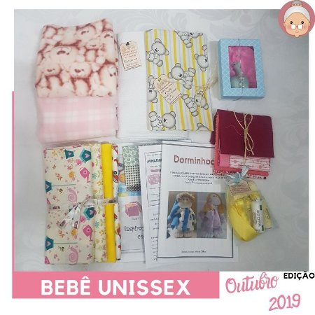 FABRICBOX Bebê Unissex OUT19