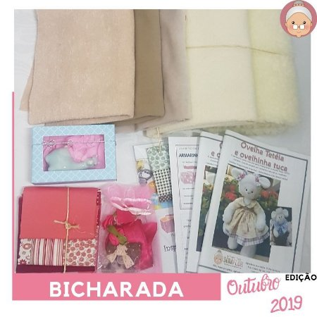 FABRICBOX Bicharada OUT19