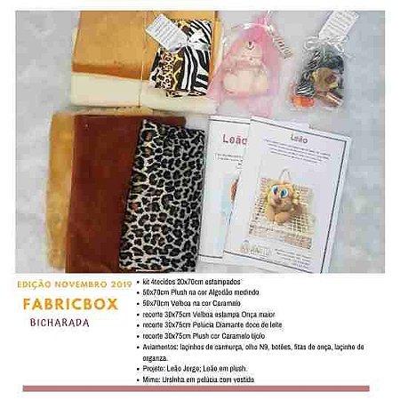 FABRICBOX Bicharada NOV19
