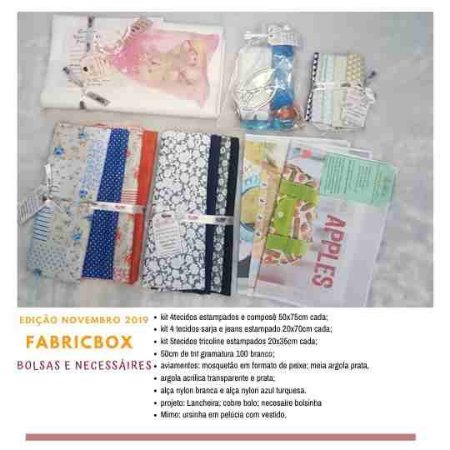 FABRICBOX Bolsas NOV19