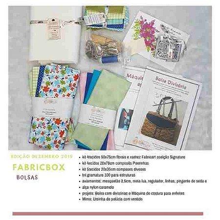 FABRICBOX Bolsas DEZ19