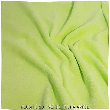 Plush Verde Folha Apfel 50x1,70m