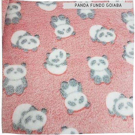 Pele Carneirinho Pandas 50cmx1,60m