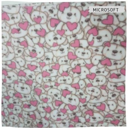 Microsoft Ursinhas 50cmX1.60m