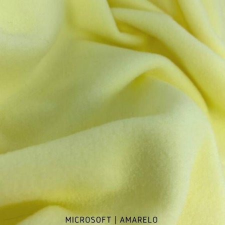 Microsoft Liso Amarelo 50cm X1,60m