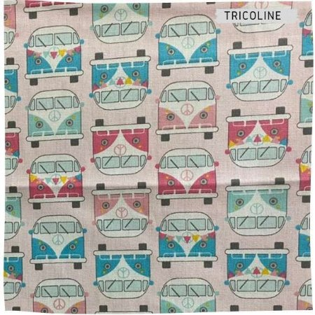 Tricoline Fuscas 50cm x 1.50m largura