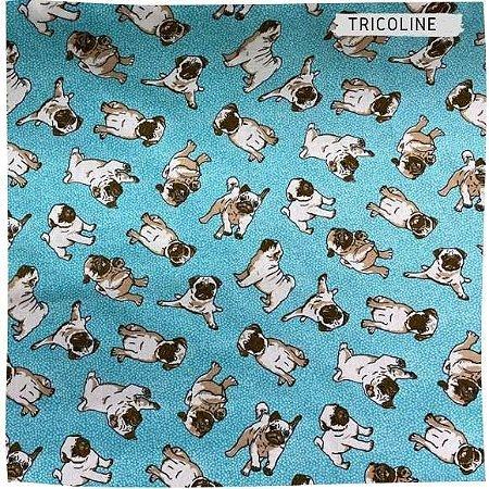 Tricoline Bagui 50cmX1,40largura