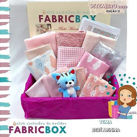 FABRICBOX SET20 Bebê Menina