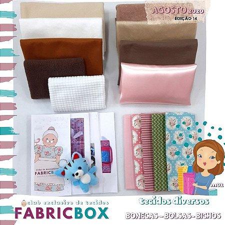 FABRICBOX AGO20 Tecidos Diversos