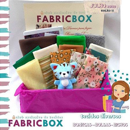 FABRICBOX JUL20 Tecidos Diversos