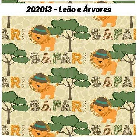 Tricoline Safari 50cm x 1.50m largura