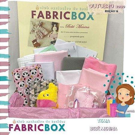 FABRICBOX  OUT20 Bebê Menina