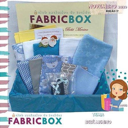 FABRICBOX  NOV20 Bebê Menino
