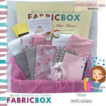 FABRICBOX  NOV20 Bebê Menina