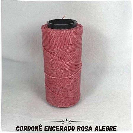 Cordonê Encerado Rosa Alegre