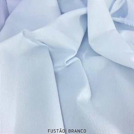 Fustão Branco 50cm x 1,50m