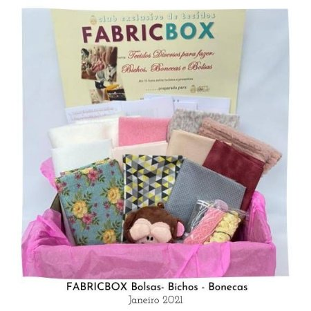 FABRICBOX  JAN21 Diversos