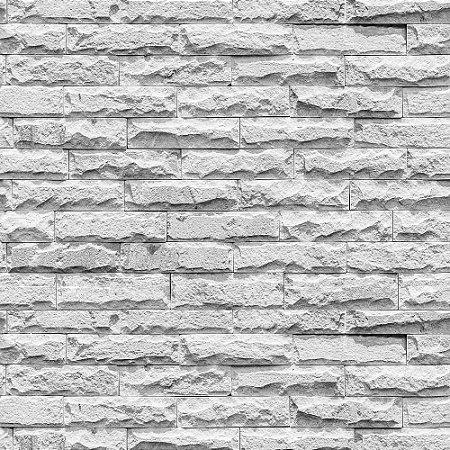 Papel de Parede Adesivo Pedras Brancas
