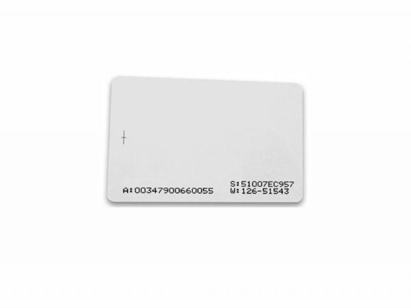 Cartão ISO 125Khz