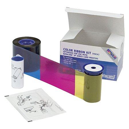 Ribbon Datacard YMCKT SD260/SP35