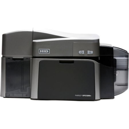 Impressora De Crachá DTC1250e Dual