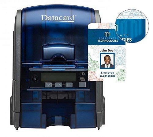 Impressora De Crachá Datacard SD160