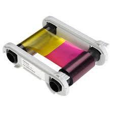 Ribbon Evolis Primacy Colorido  Ymcko- 300 Impressão -R5f008aaa