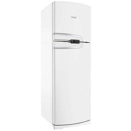 Refrigerador Consul CRM43 branco Frost Free Duplex-386L prateleira dobravel