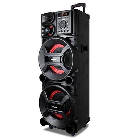 Caixa de Som Amplificada Amvox ACA 1501