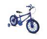 Bicicleta  Gool Bike Kid Alok Aro 16 infantil com rodinhas- Aul