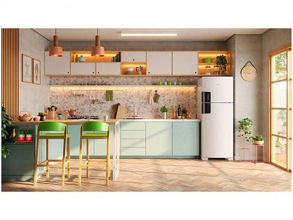 Refrigerador Consul Duplex Frost Free Espaço Flex Capacidade de 450 Litros- CRM56HBBNA