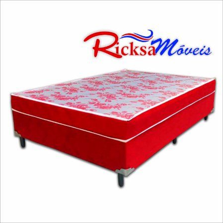 CAMA BOX 2000 RICKSA MOVEIS