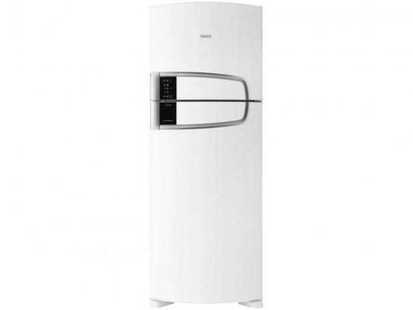 Geladeira Consul Frost Free Duplex Branca com Filtro Bem Estar CRM55 437 litros