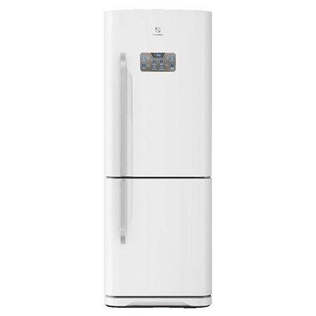 Geladeira Electrolux Frost Free Bottom Freezer Inverter Branca 454 Litros (DB53)