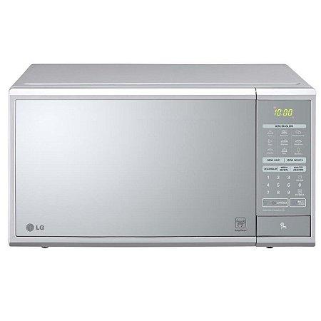 Micro-ondas LG EasyClean MS3059LA 30 Litros Prata