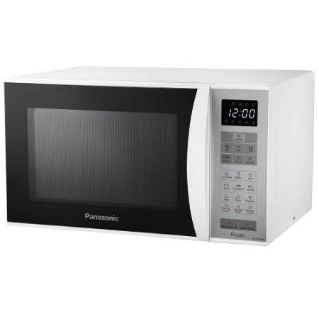 Micro-ondas Panasonic 25 Litros Piccolo (NN-ST354HWRUK) Branco