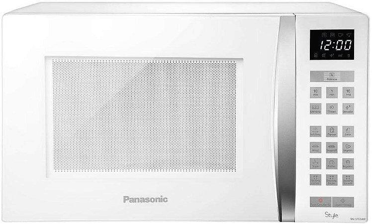 Micro-Ondas Panasonic 32 Litros 900W Branco ST654WRUK